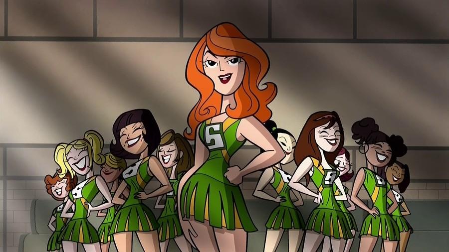 cheerleaders. . cheerleaders