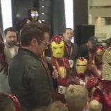 Iron Man Costume Contest winner