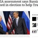 CIA Report Russia Intervened in Election