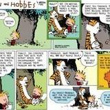 Based <b>Calvin</b> & <b>Hobbes</b>