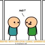 <b>Cyanide</b>&<b>Happiness</b> Comic Gen. Part 2/10