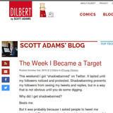 <b>Dilbert</b> attacked