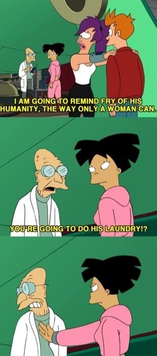 old. . Futurama professor Amy Fry