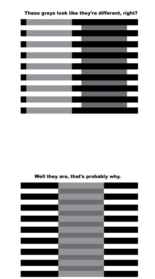 Optical illusions. .. wow Optical illusions wow